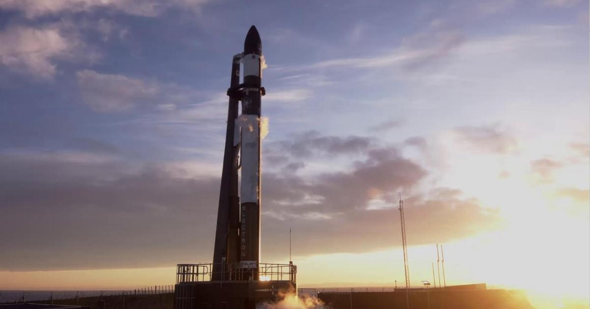 Rocket Lab suffers setback as Electron booster fails in flight