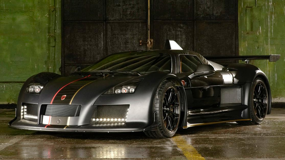 The Gumpert apollo enraged