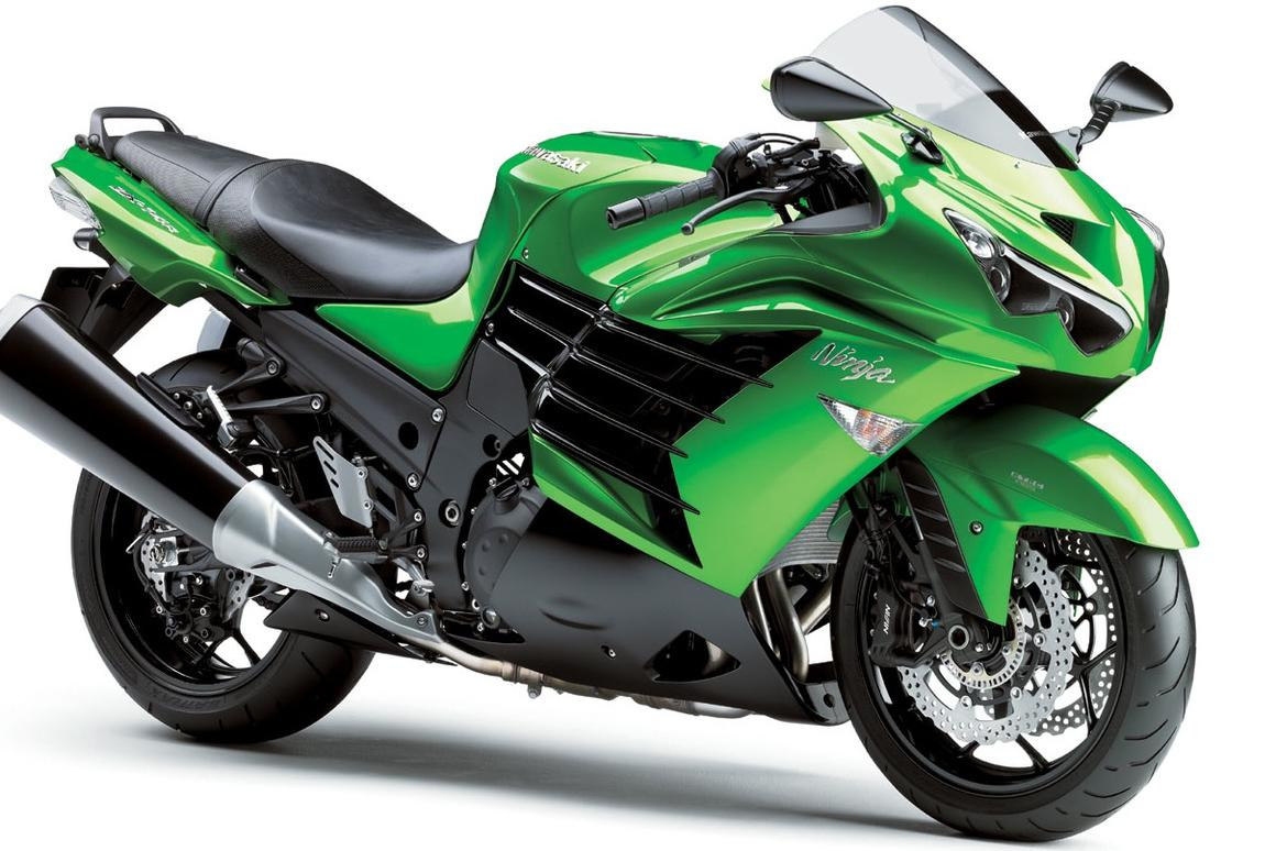 Kawasaki's 2012 ZX-14R will be the most powerful production
