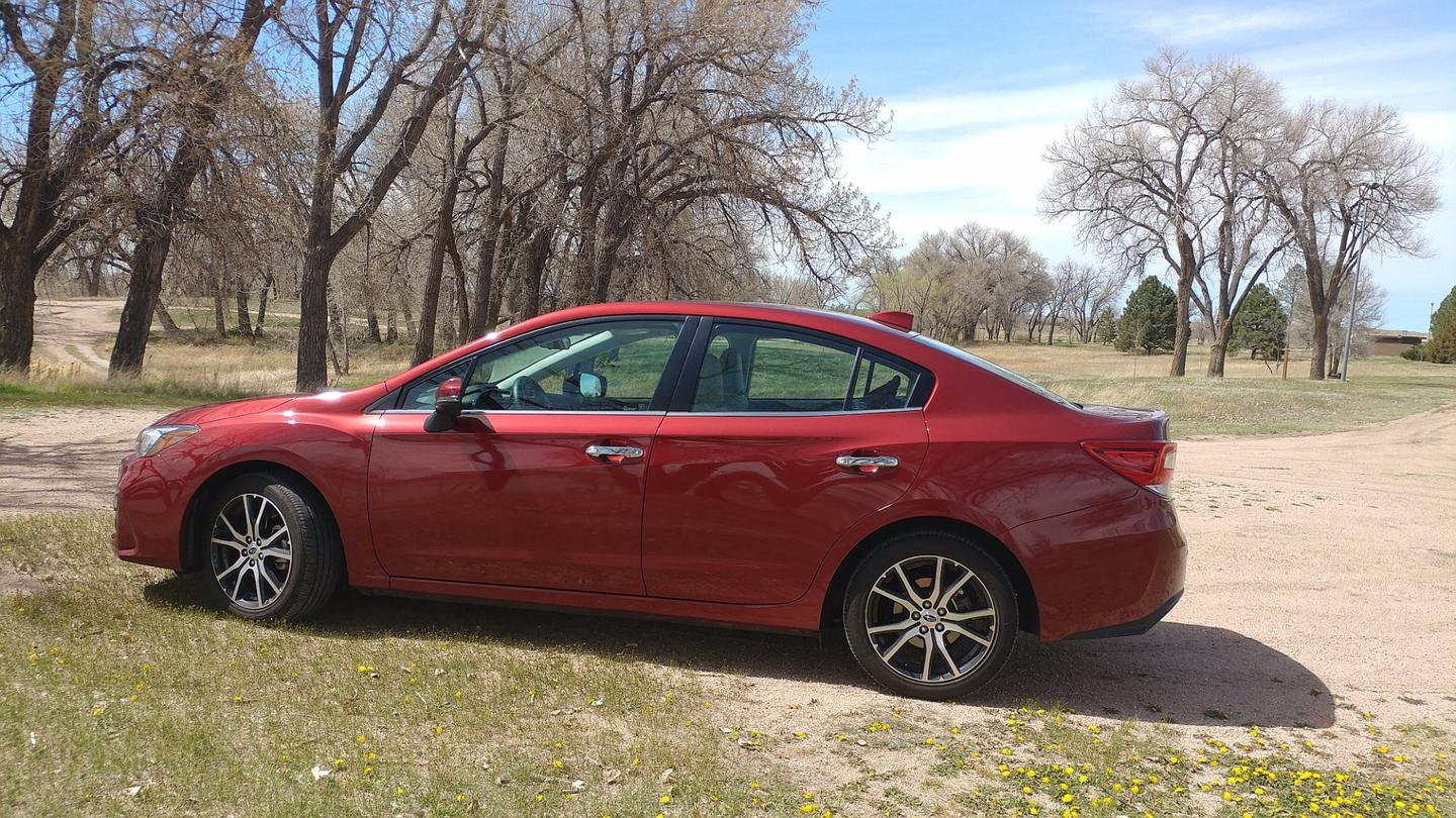 The good news is that, for what it is, the 2017 Impreza definitely impresses