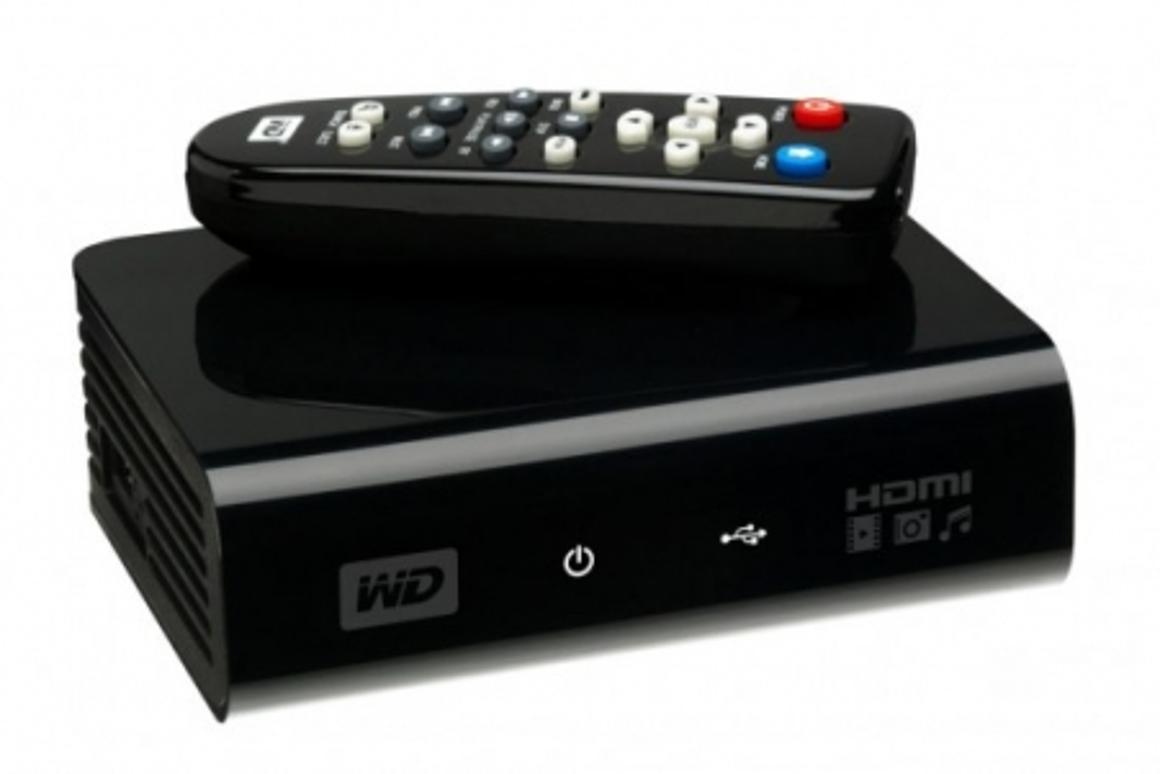 Western Digital WDTV