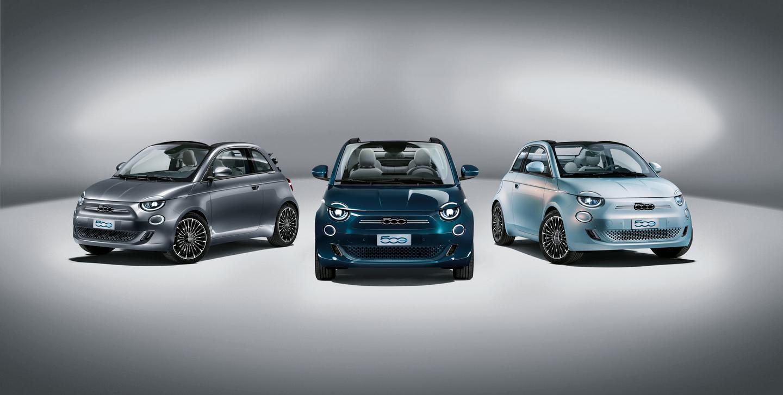 "The Fiat 500 ""la Prima"" launch edition convertible is up for pre-order"