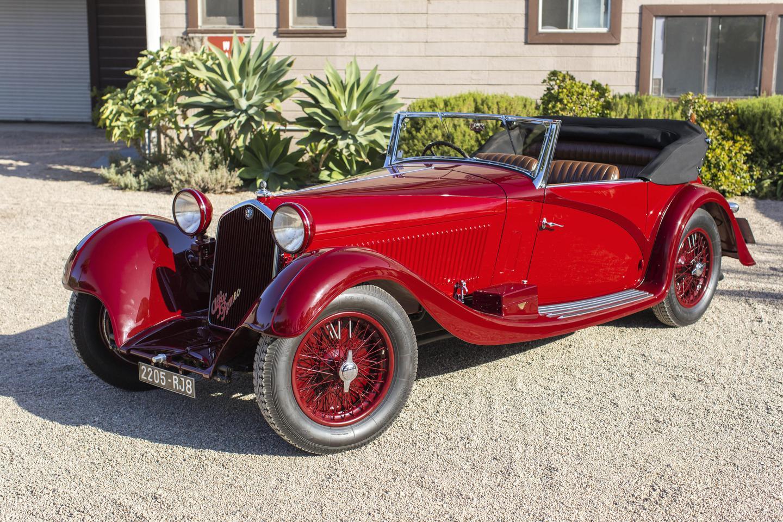 No Sale | 1934 Alfa Romeo 8C 2300 Cabriolet Décapotable | High Bid: $4,600,000 | Bonhams | Quail Auction, Los Angeles | 14 Aug 2020 | Lot 61 | Estimate: $6,500,000 to $7,500,000 | Official Bonhams Auction Page