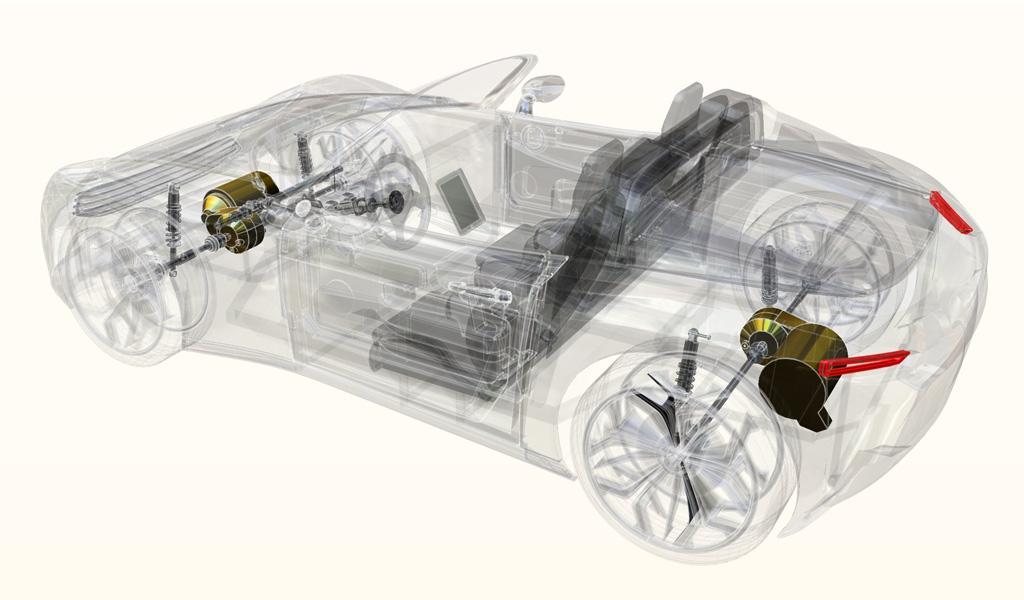 Pariss 2013 prototype was EV
