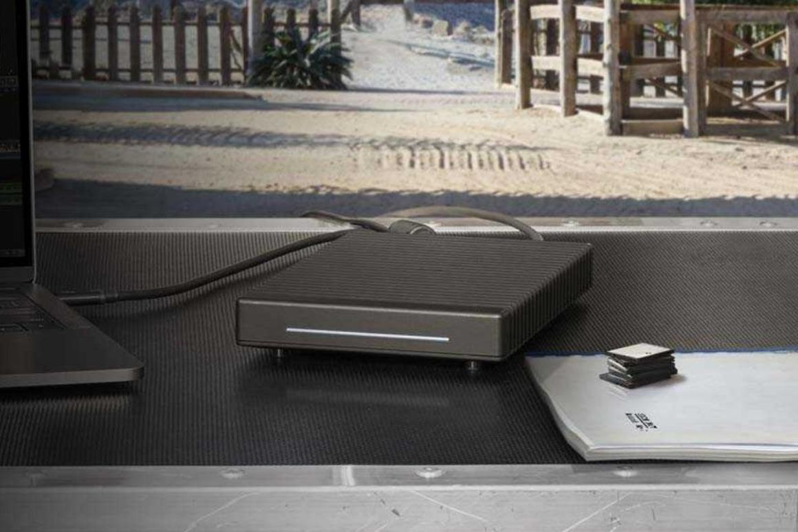 The OWCThunderBlade external SSD is available now in capacities ranging from 1 TB to 8 TB