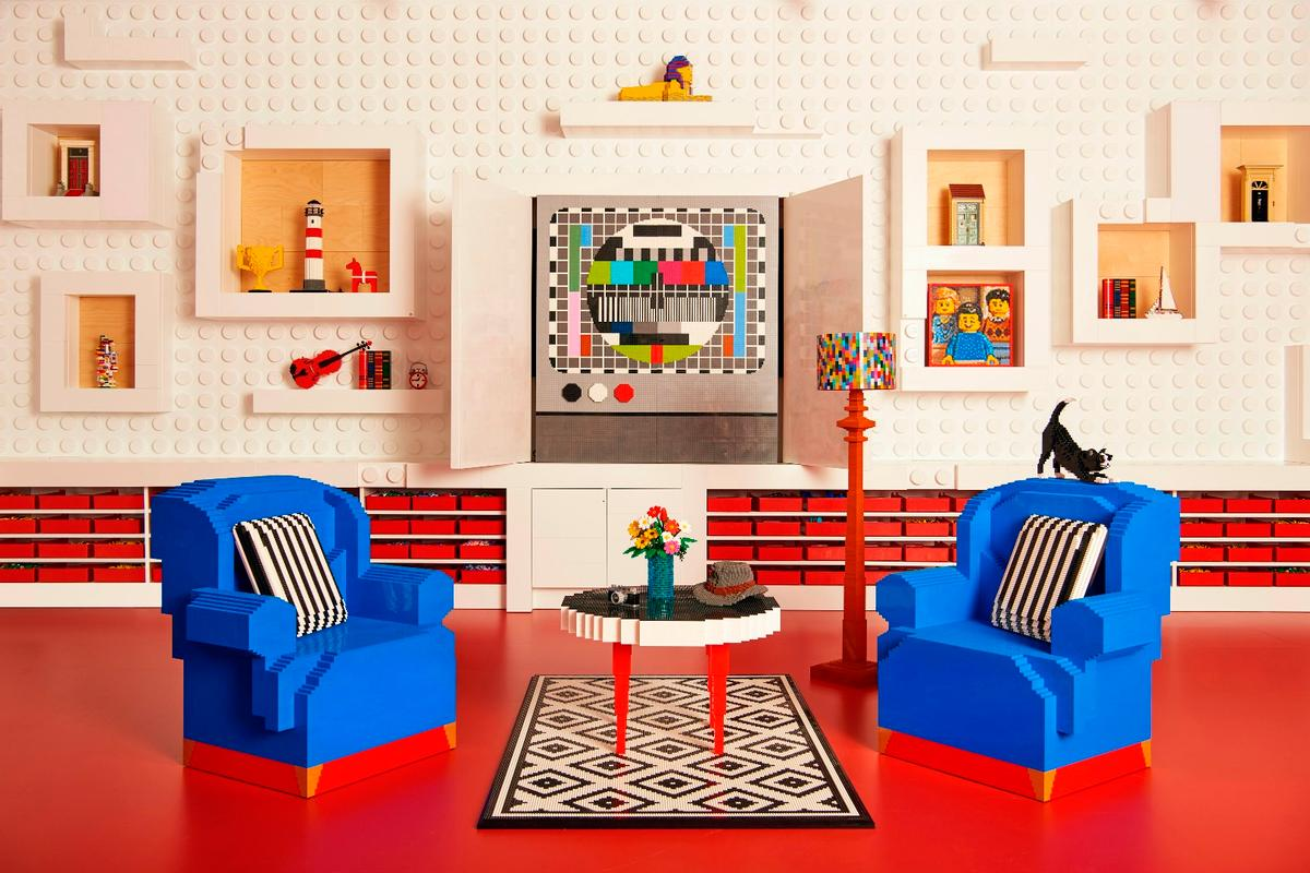 Home of the Brick: the winning entrant and their family will be invited to stay at the Lego House on November 24