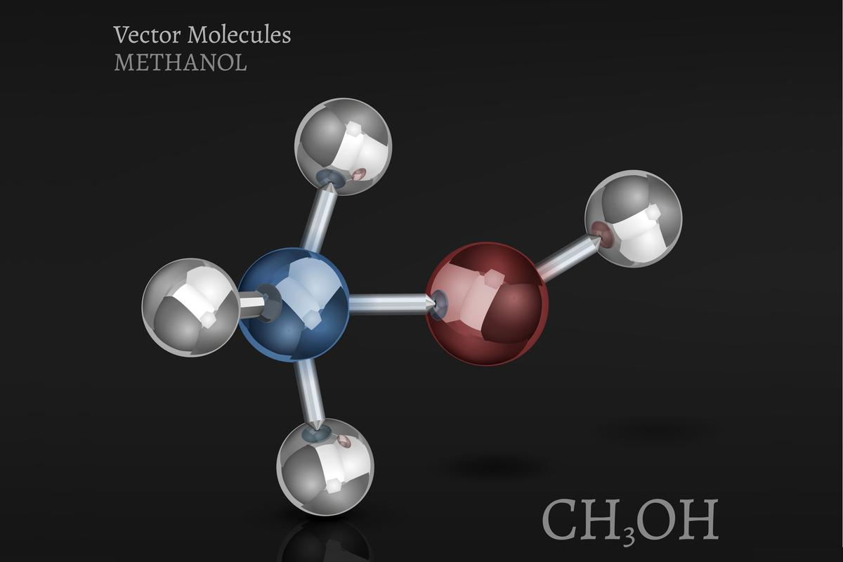Researchers have improved a catalyst that can convert methane into methanol at room temperature