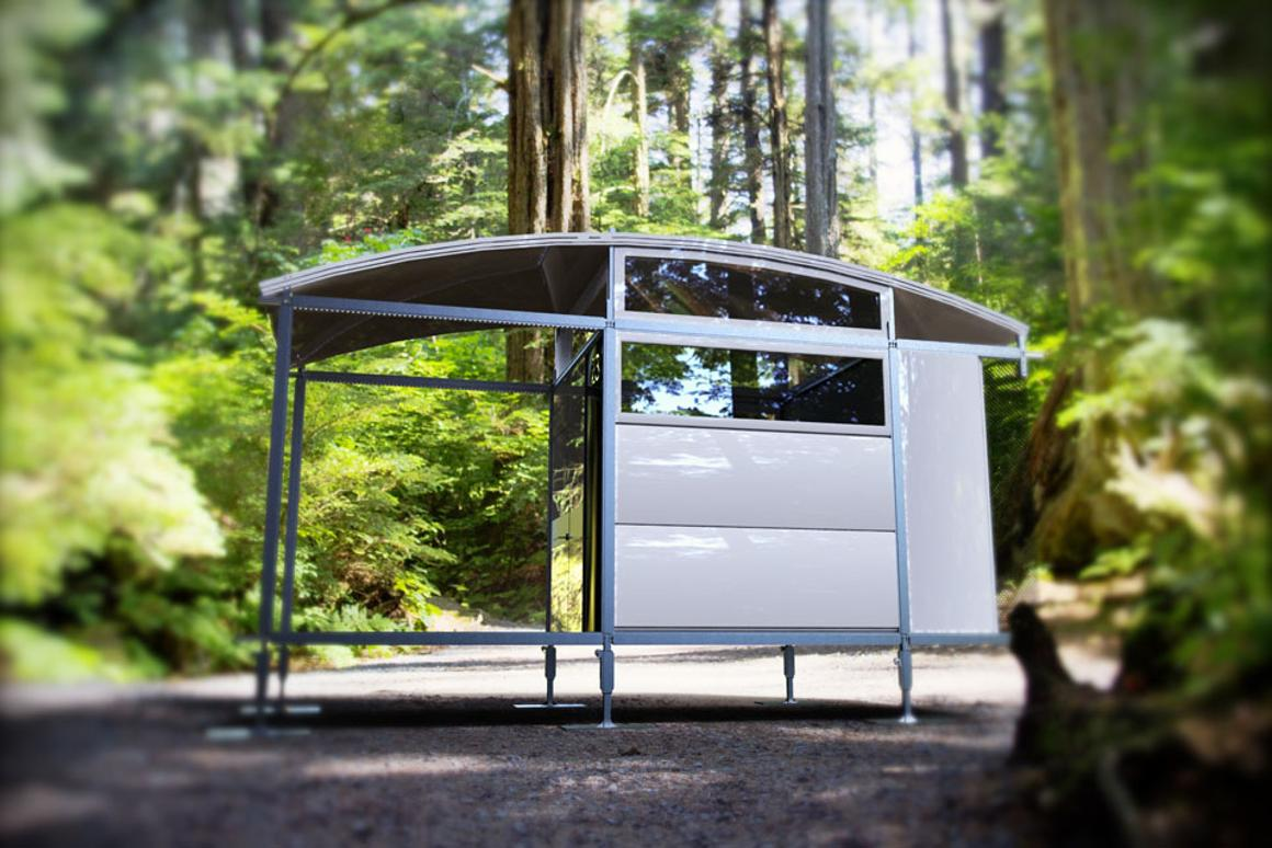 """AbleNook is a new prefabricated living prototype that """"snaps together"""" in a matter of hours"""