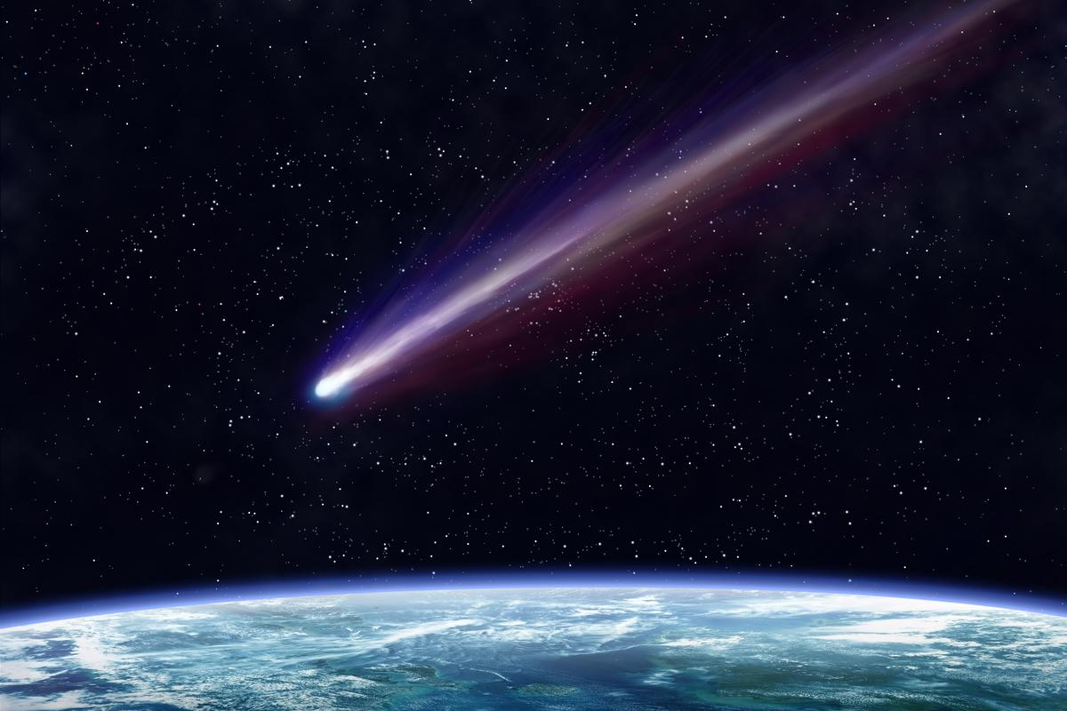 A novel protein has been discovered in a meteorite