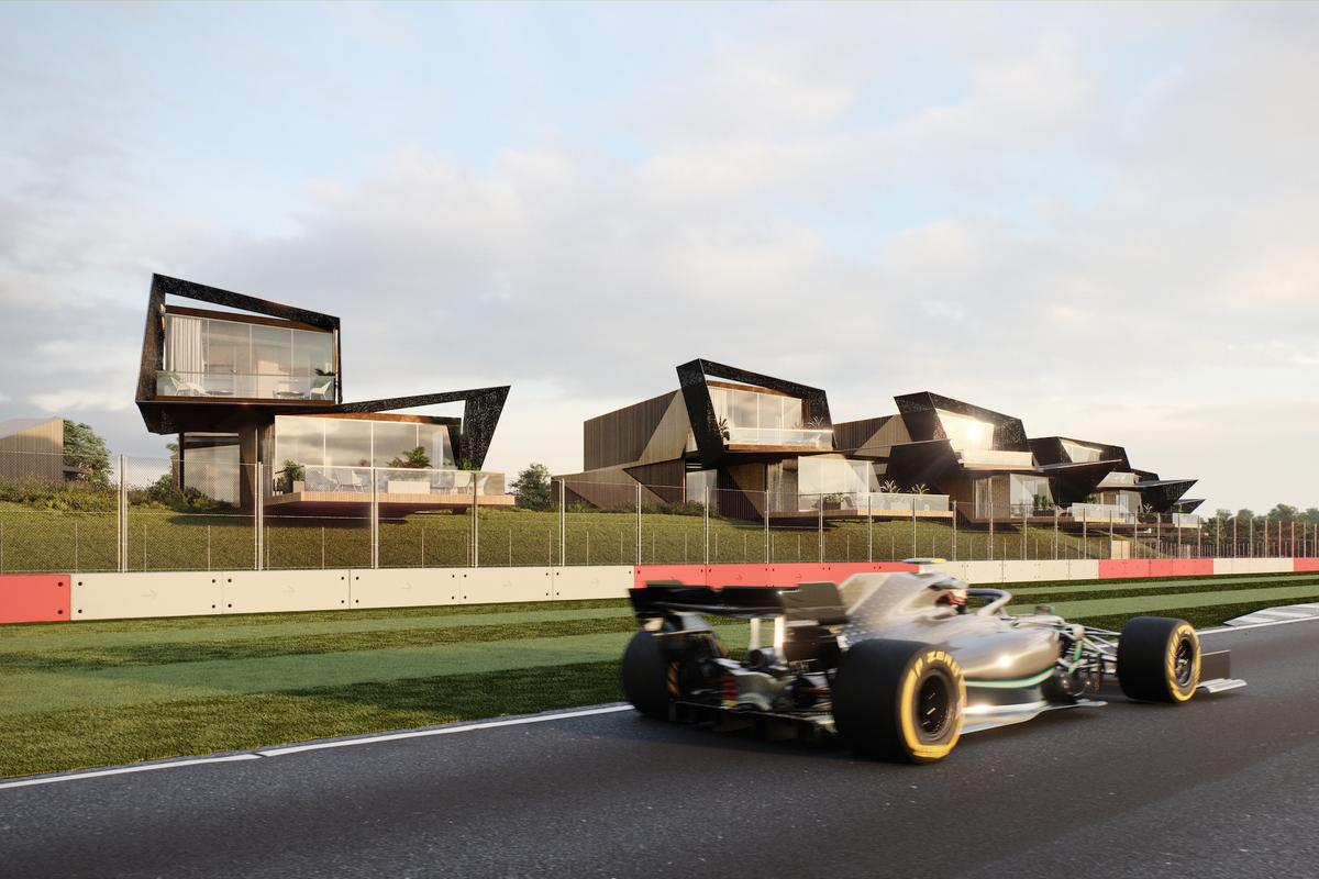 Escapade Silverstone is expected to be completed in 2022