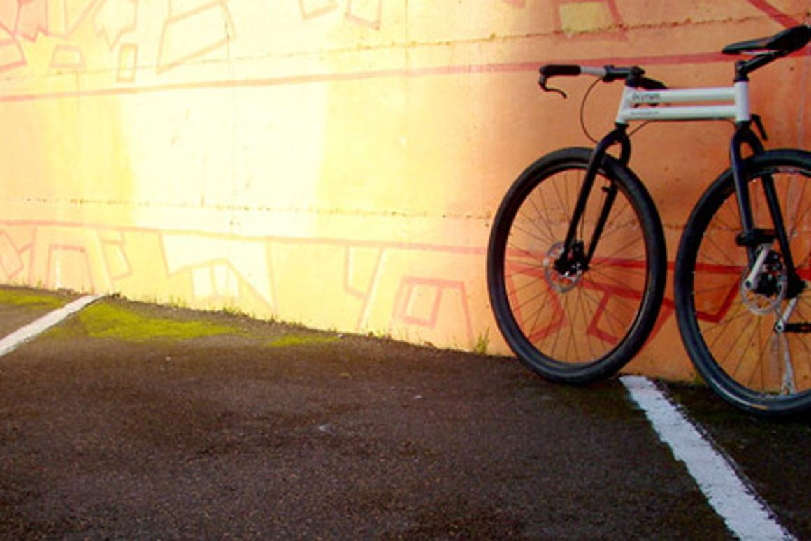 The bicymple looks to redesign the modern bicycle