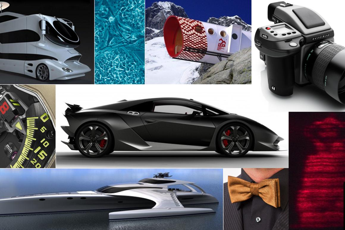 The Top 10 things you CAN'T have for Christmas 2011