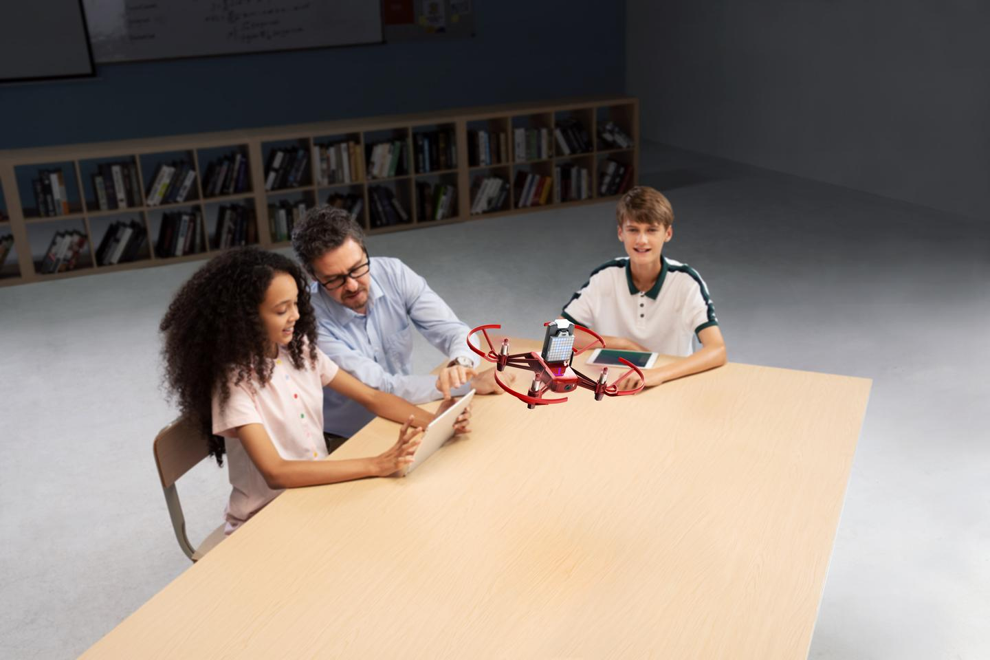 DJI Education is all about teaching the programmers and roboticists of tomorrow with engaging hardware and software