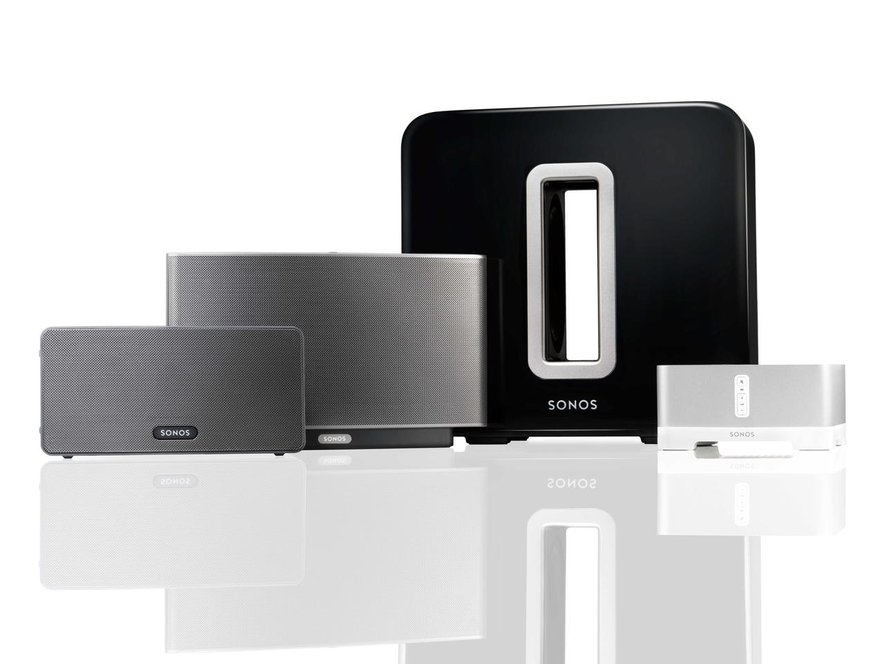 Sonos has announced a new addition to its range of wireless amplified HiFi systems - the SUB is said to add thunderous, pounding bass to an existing setup and benefits from one-button setup