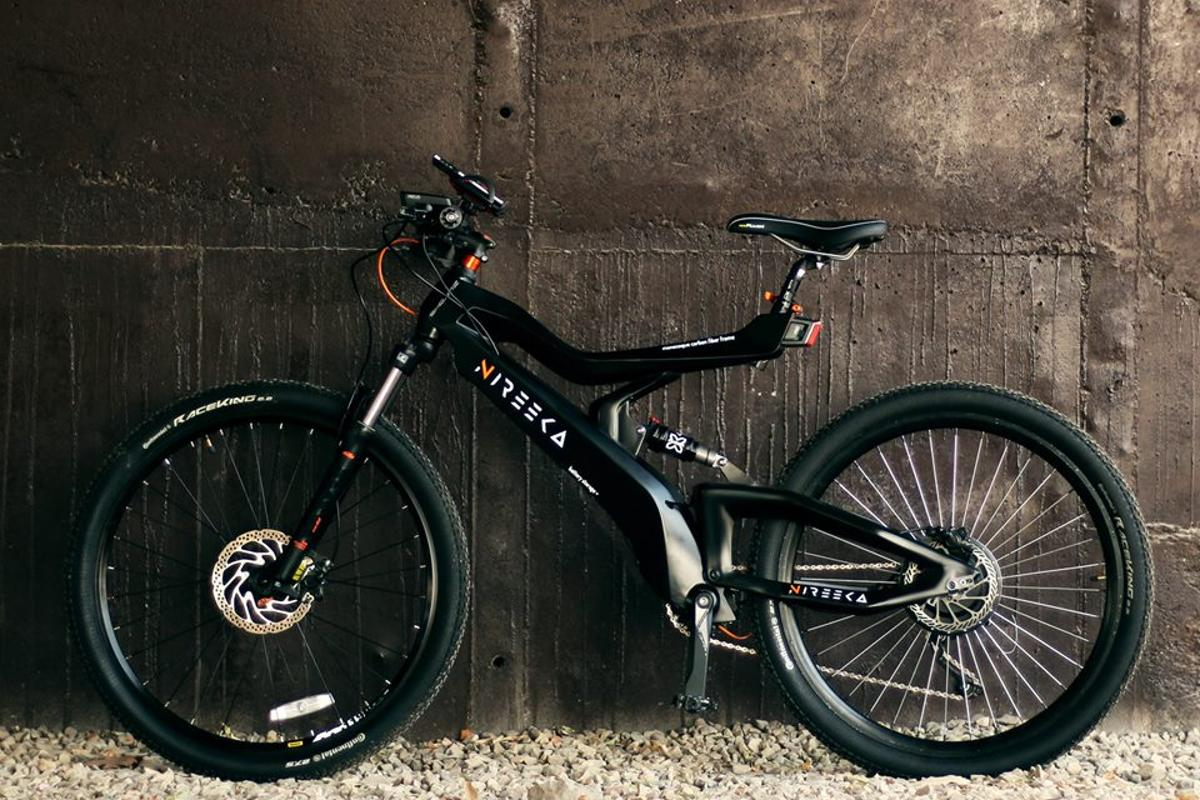 The Nireeka carbon e-bike range promises extraordinary specs and features given the prices