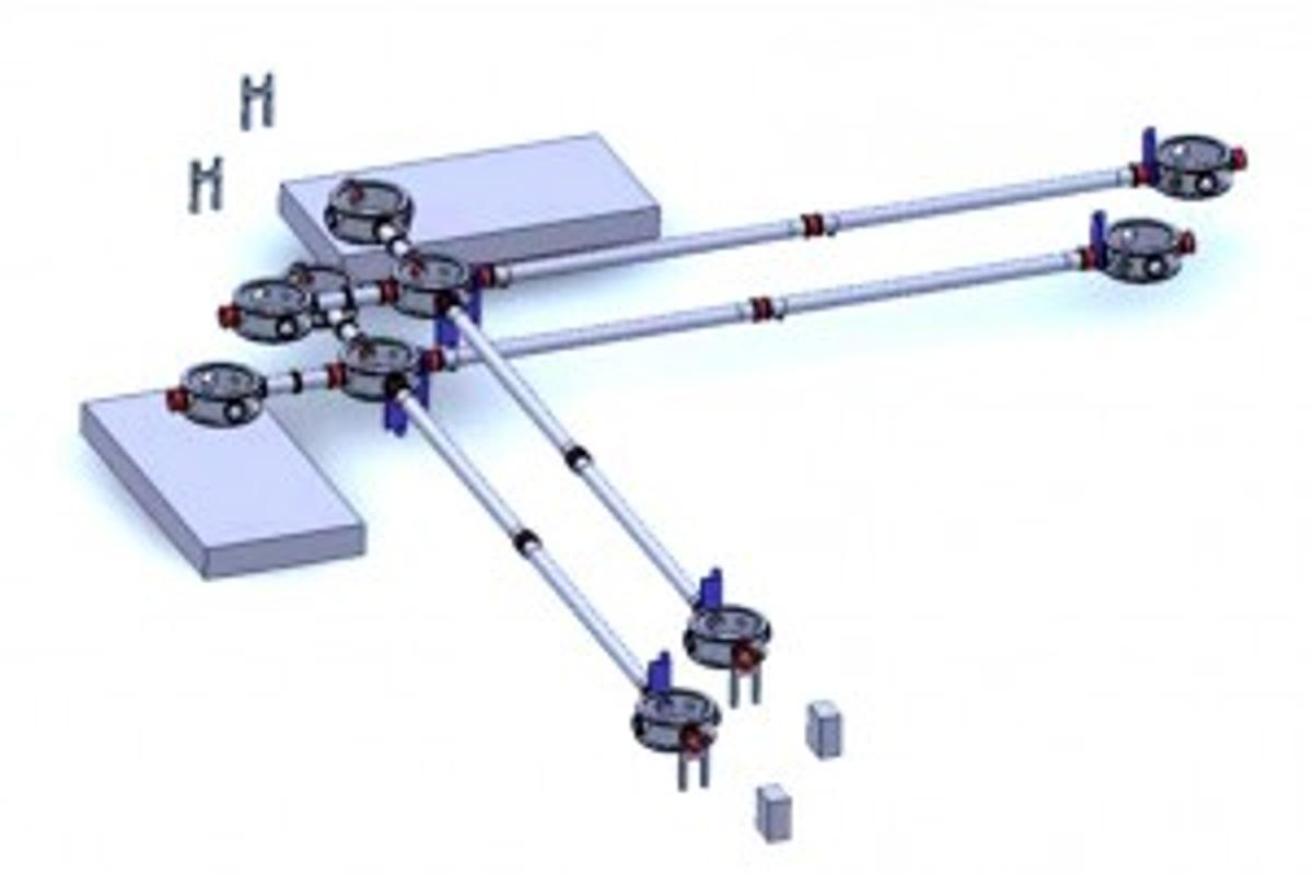 Conceptual design of the Fermilab holometer