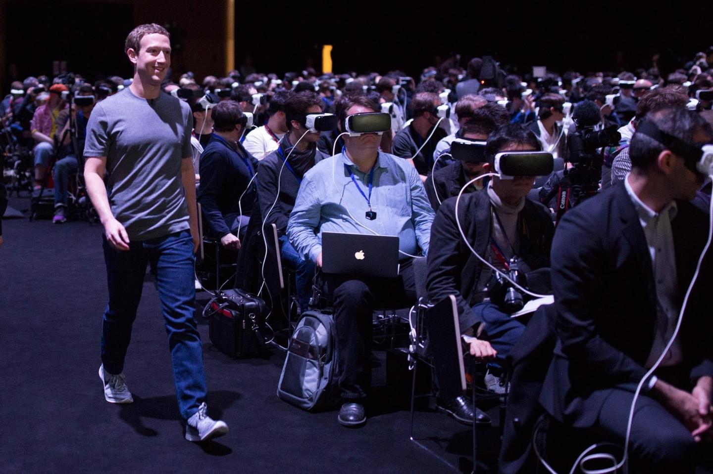 That Facebook is betting big on immersive video and virtual reality isn't exactly a secret. Mark Zuckerberg takes to the stage at Mobile World Congress in Spain earlier this year