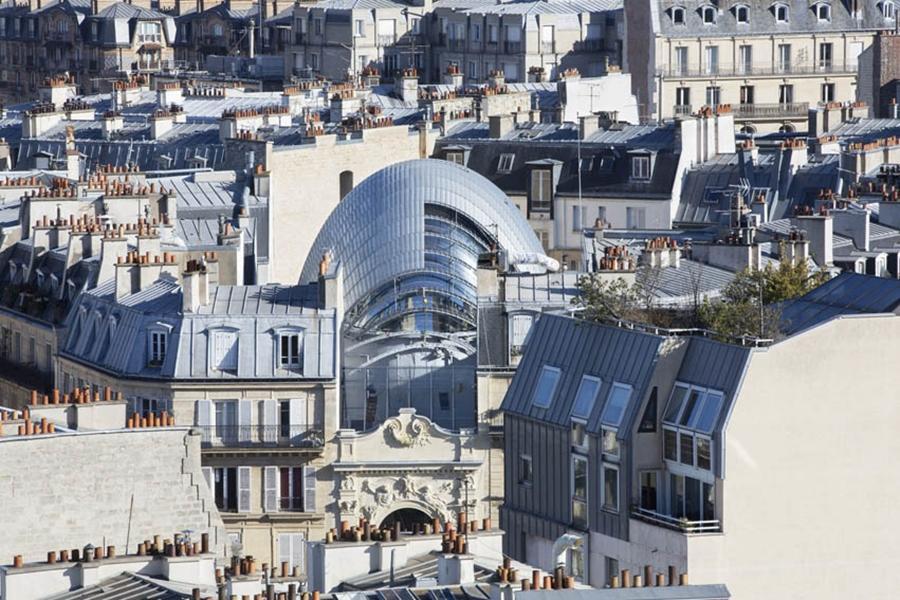 Renzo Piano Building Workshop has designed a new HQ for the Fondation Jérôme Seydoux-Pathé (Photo: Michel Denancé)
