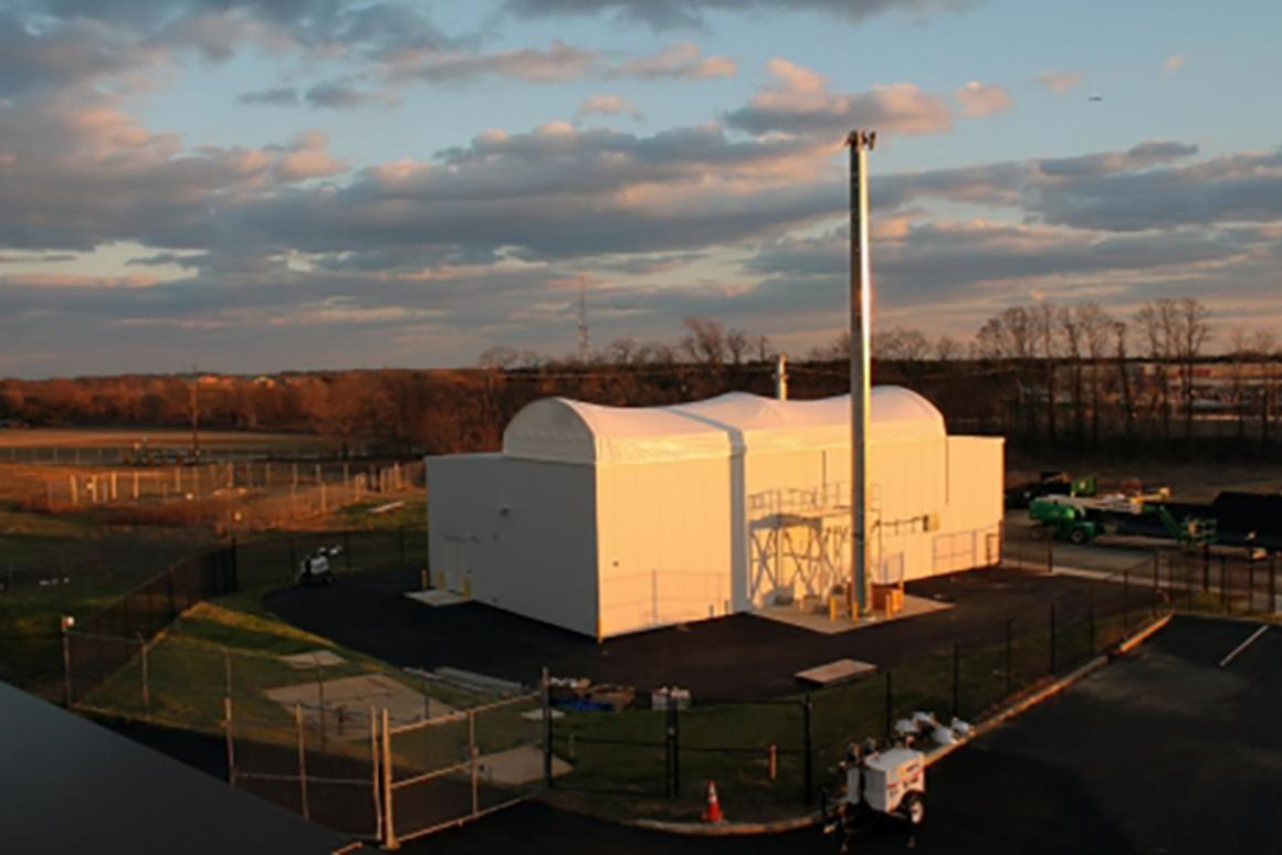 Lockheed Martin will test its Space Fence radar technologies at the New Jersey facility