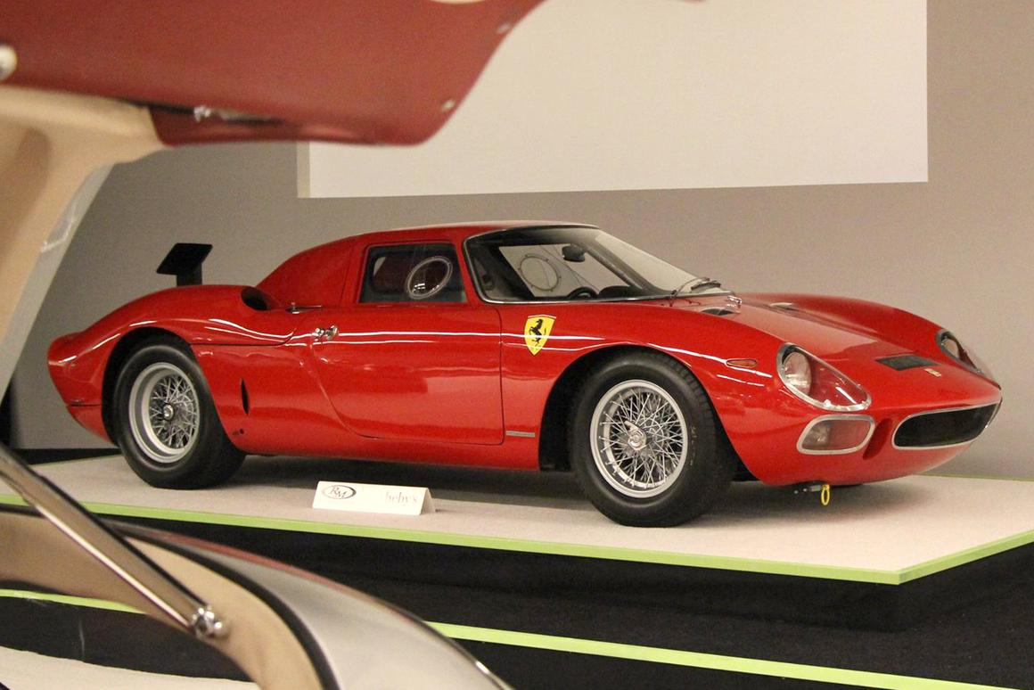 Monterey Car Week Auctions: The cars that fetched more than