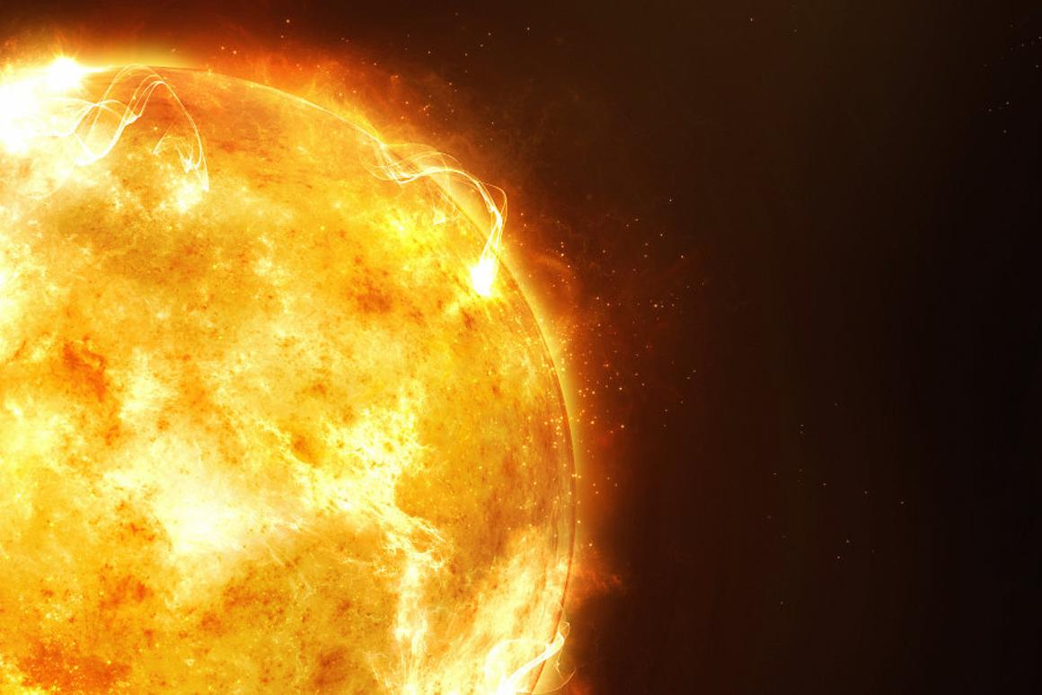 The new technique could heat materials to temperatures greater than that of the Sun's core in under a million millionth of a second
