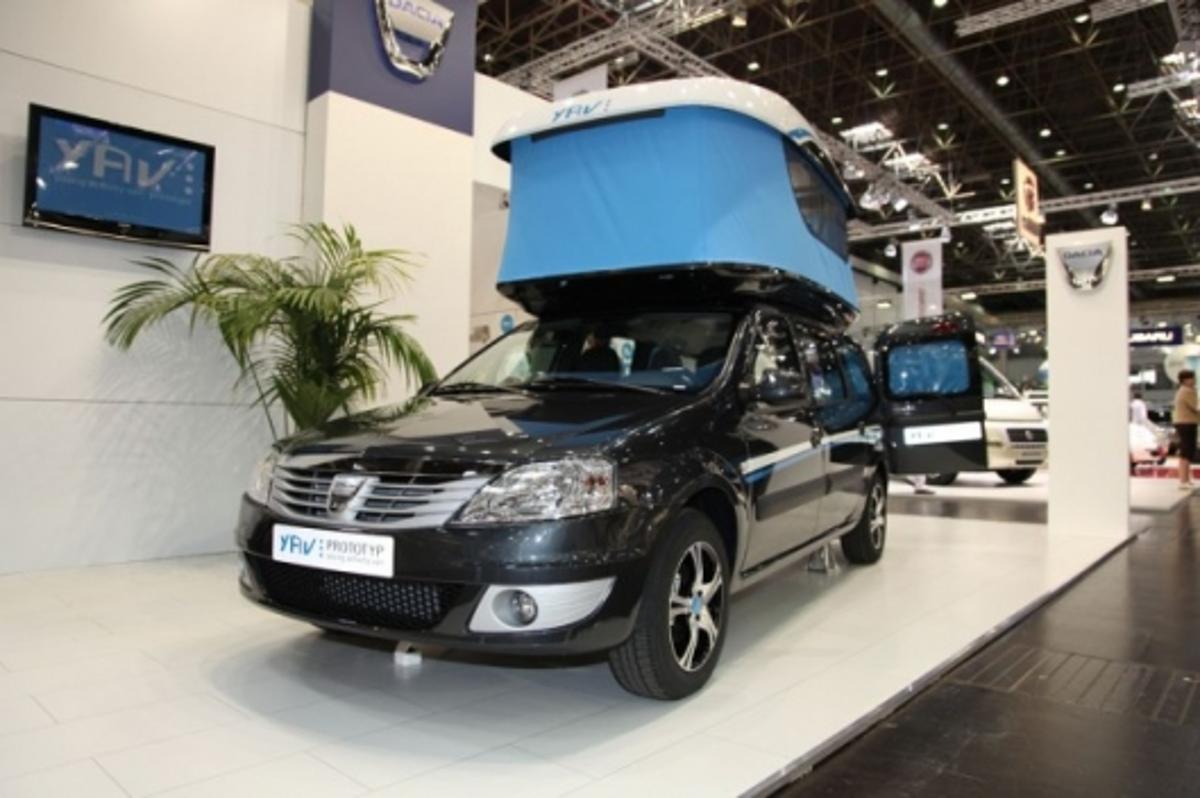 The Renault Dacia YAV III