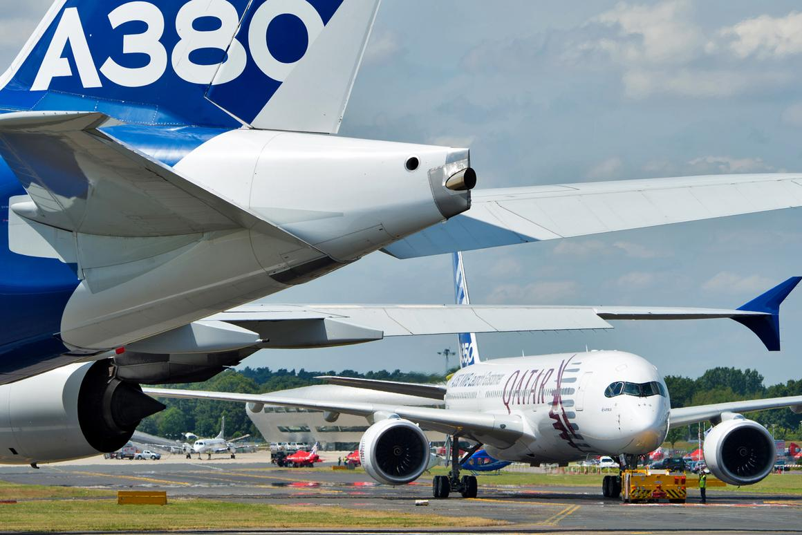 Airbus is helping fund a project examining the potential for hydrogen fuel cells to replace APUs for generating power in the ground (Photo: Airbus/ A. Doumenjou)