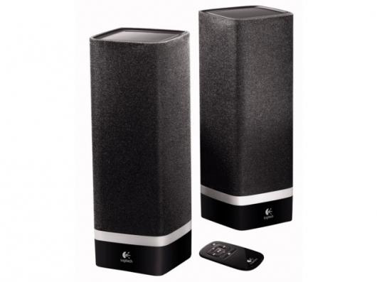 Logitech's Omnidirectional PC Speakers
