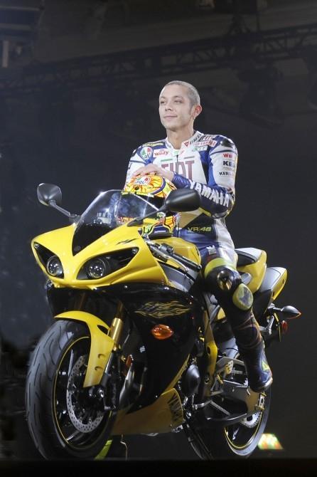 Yamaha's 2009 R1