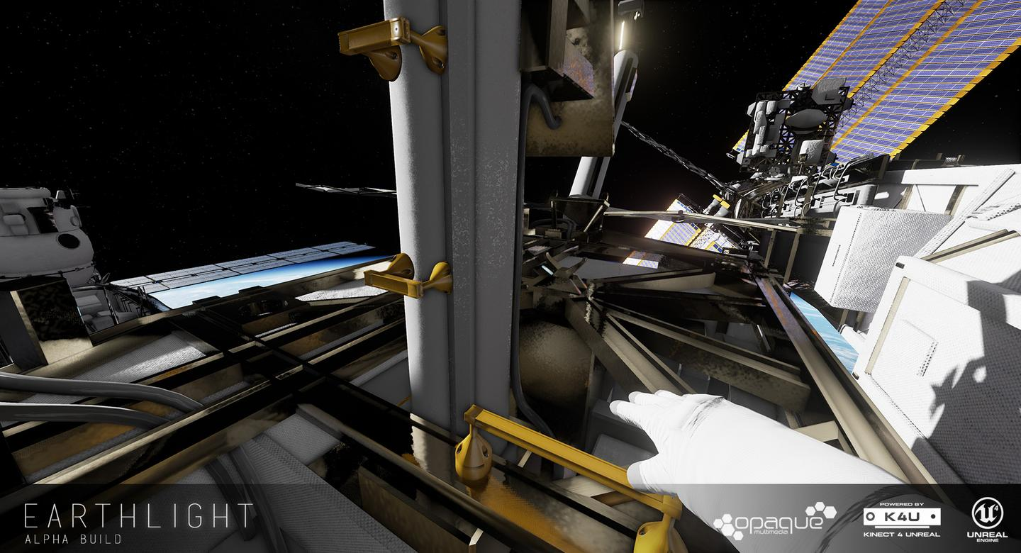 Tech demo lets you visit the International Space Station in VR