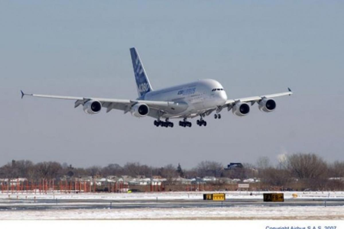 Airbus A380Phot Credit: Airbus S.A.S.