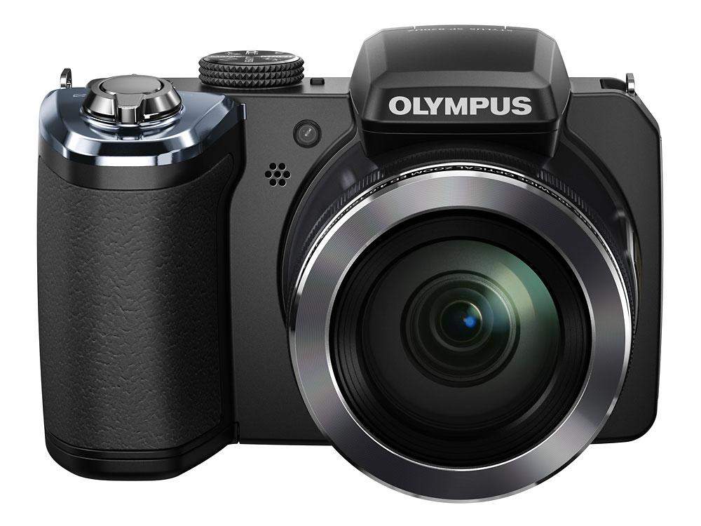 The STYLUS SP-820UZ iHS features a 14-megapixel, 1/2.3-inch CMOS image sensor and a TruePic V image processor