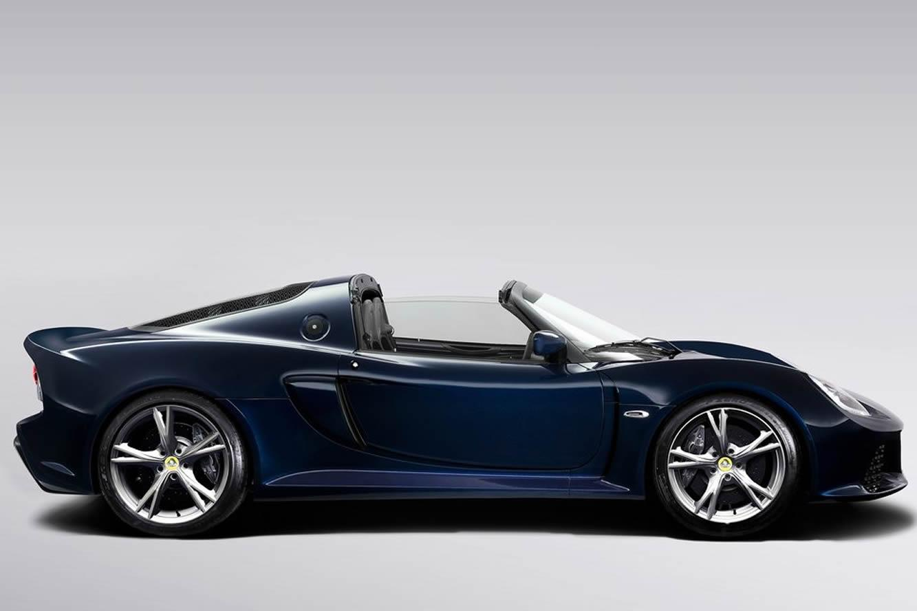 """Lotus claims that the """"mesmerizing grunt"""" of the coupé is matched in this new Roadster"""