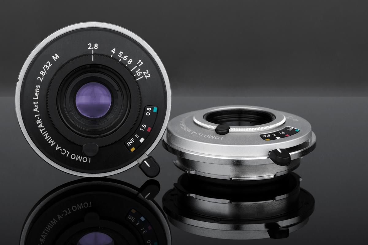 The Lomo LC-A Minitar-1 Art Lens brings the optics from the iconic Lomo LC-A to interchangeable lens cameras