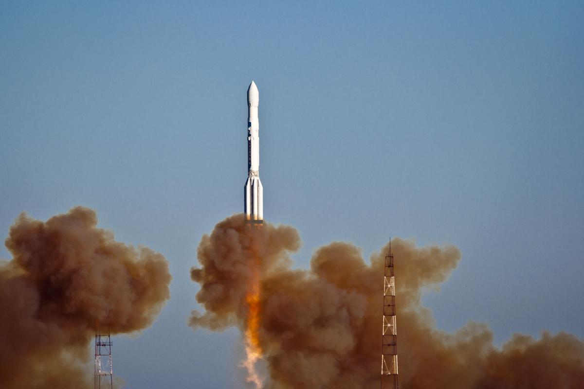 A Proton-M rocket (Photo: Oleg Golovnev/Shutterstock)