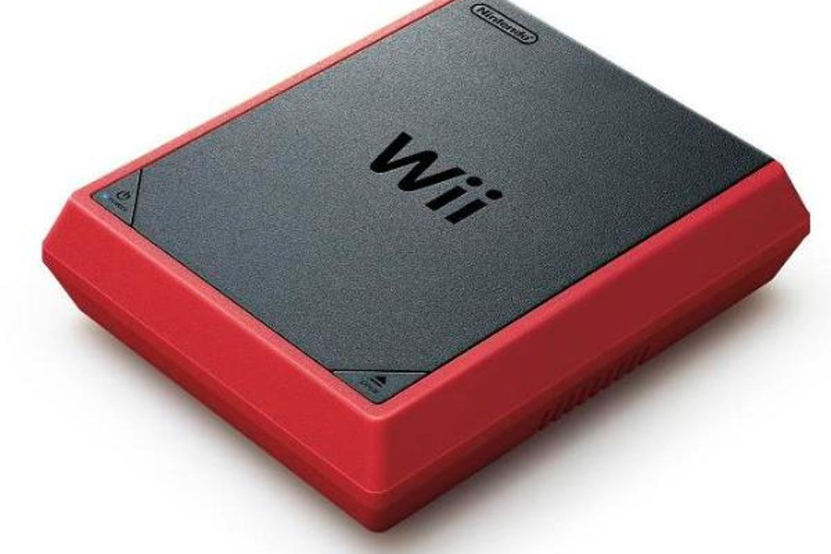 """Nintendo has confirmed a smaller version of its popular console will launch in Canada this year as the """"Wii Mini"""""""