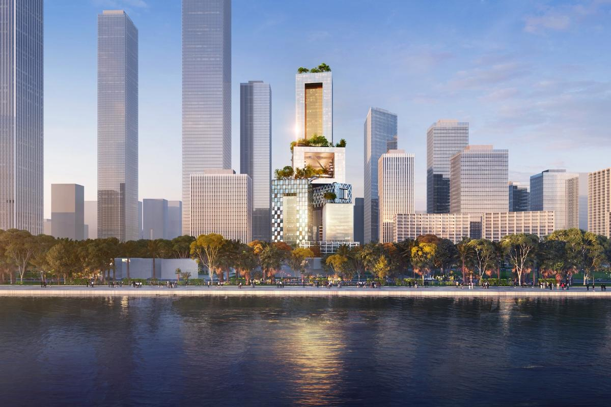 Vanke Headquarter Tower is expected to begin construction in mid-2019
