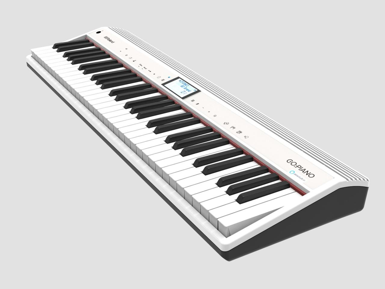 Roland has debuted its new Alexa Skill in a special version of its Go:Piano