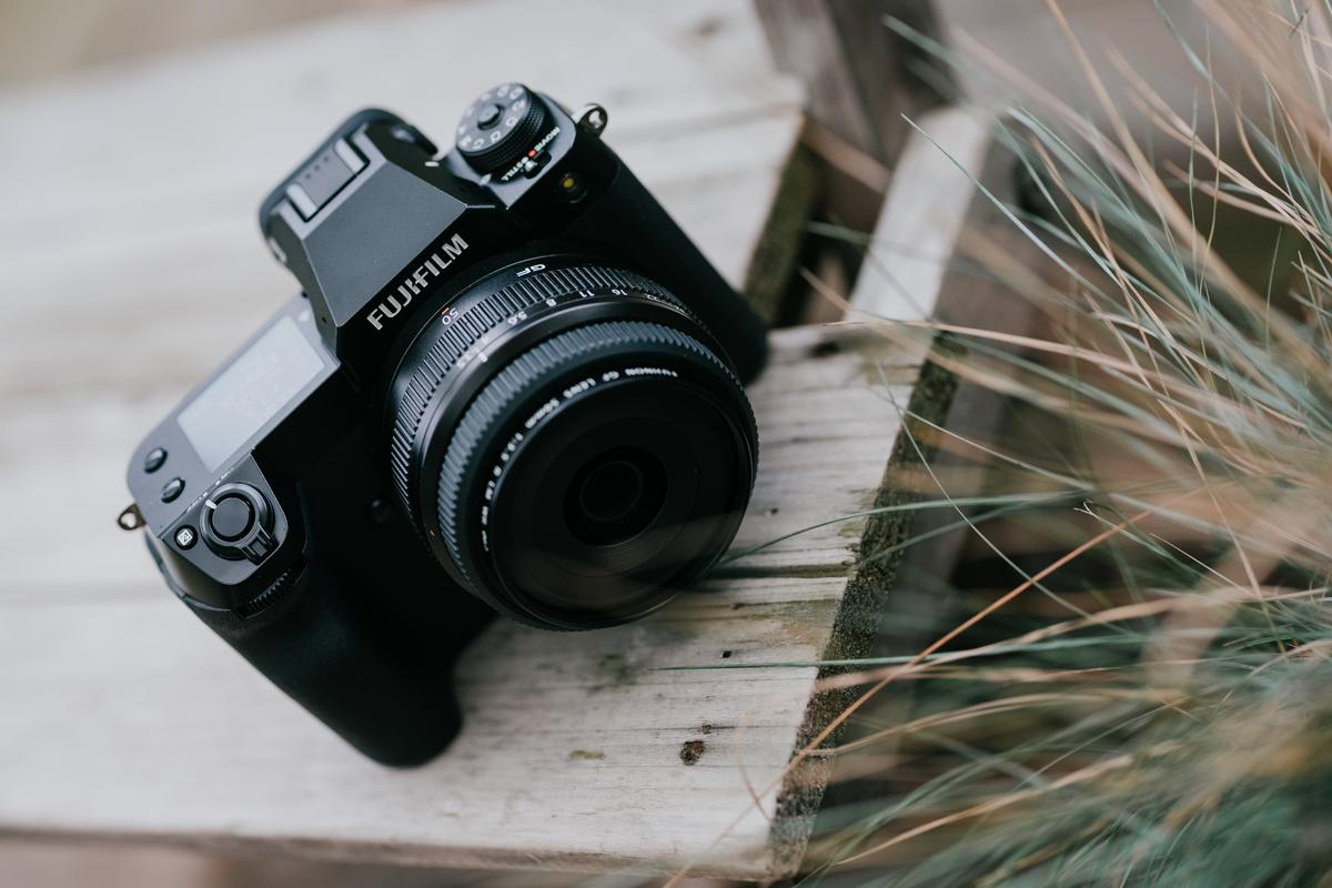 The GFX100S is the fourth large-format mirrorless camera in Fujifilm's GFX family
