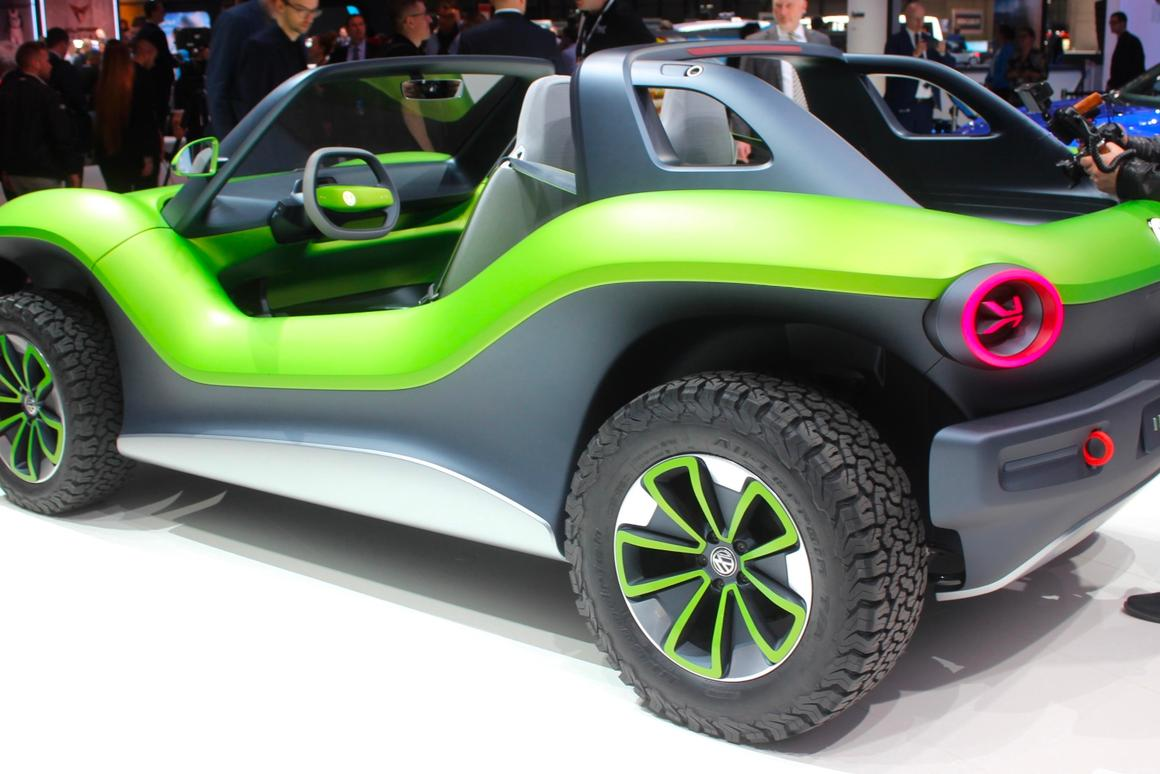 Gallery: Concept cars of Geneva 2019 shine LEDs and glowing