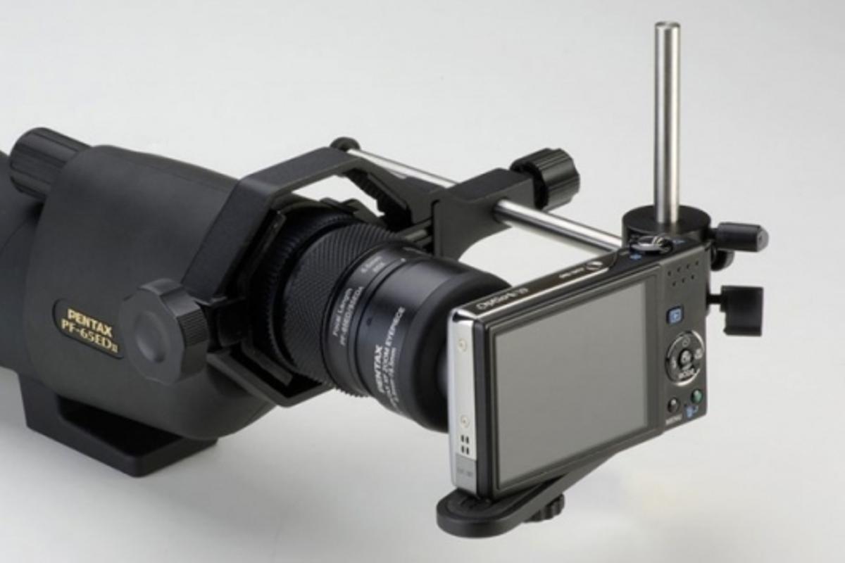 PENTAX UA-1 digital camera adapter