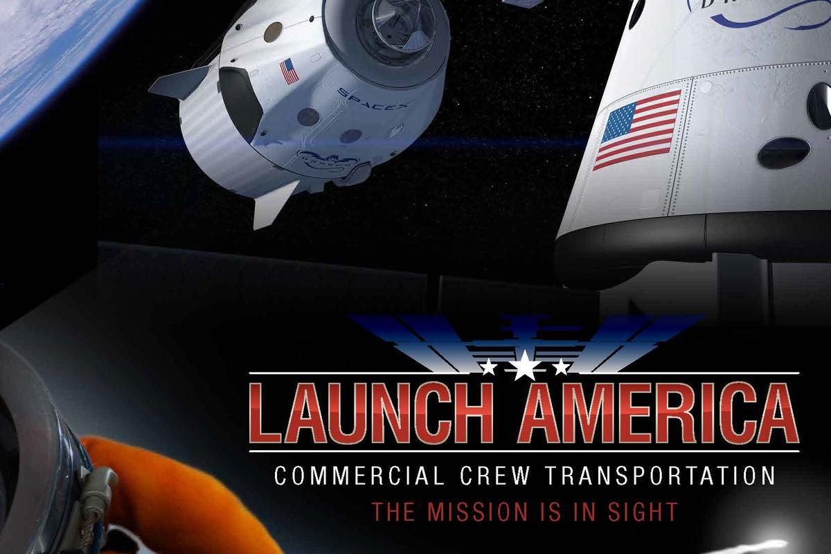 The milestone is part of NASA's Commercial Crew Transportation Capability program (Image: NASA)