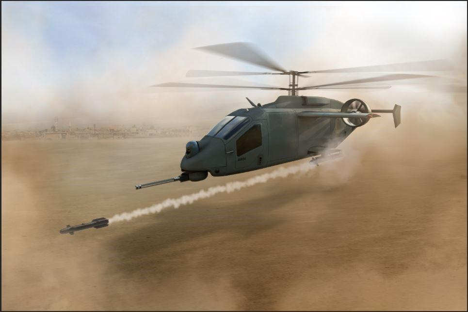L3 Technologies and AVX Aviation have teamed up to put together a bid for the US Army's FARA program