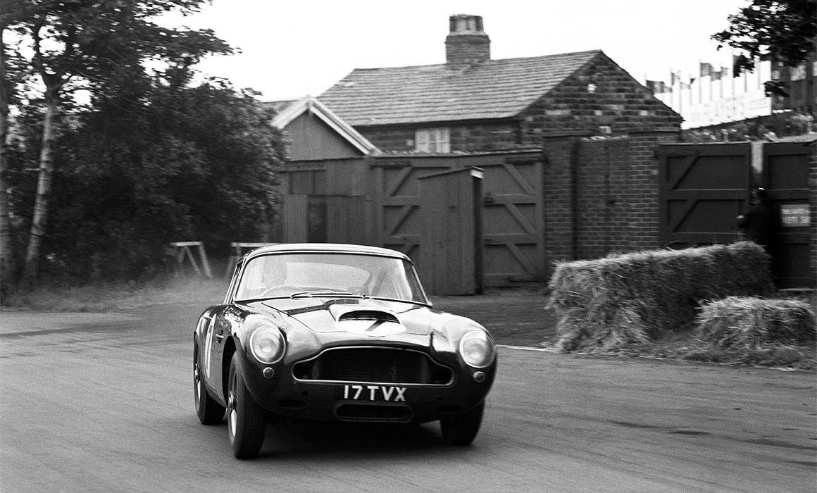 The Aston Martin DB4 GT (pictured) was built between 1959 and 1963. The limited edition Continuation car will stay true to the original design, but will include some modern touches.