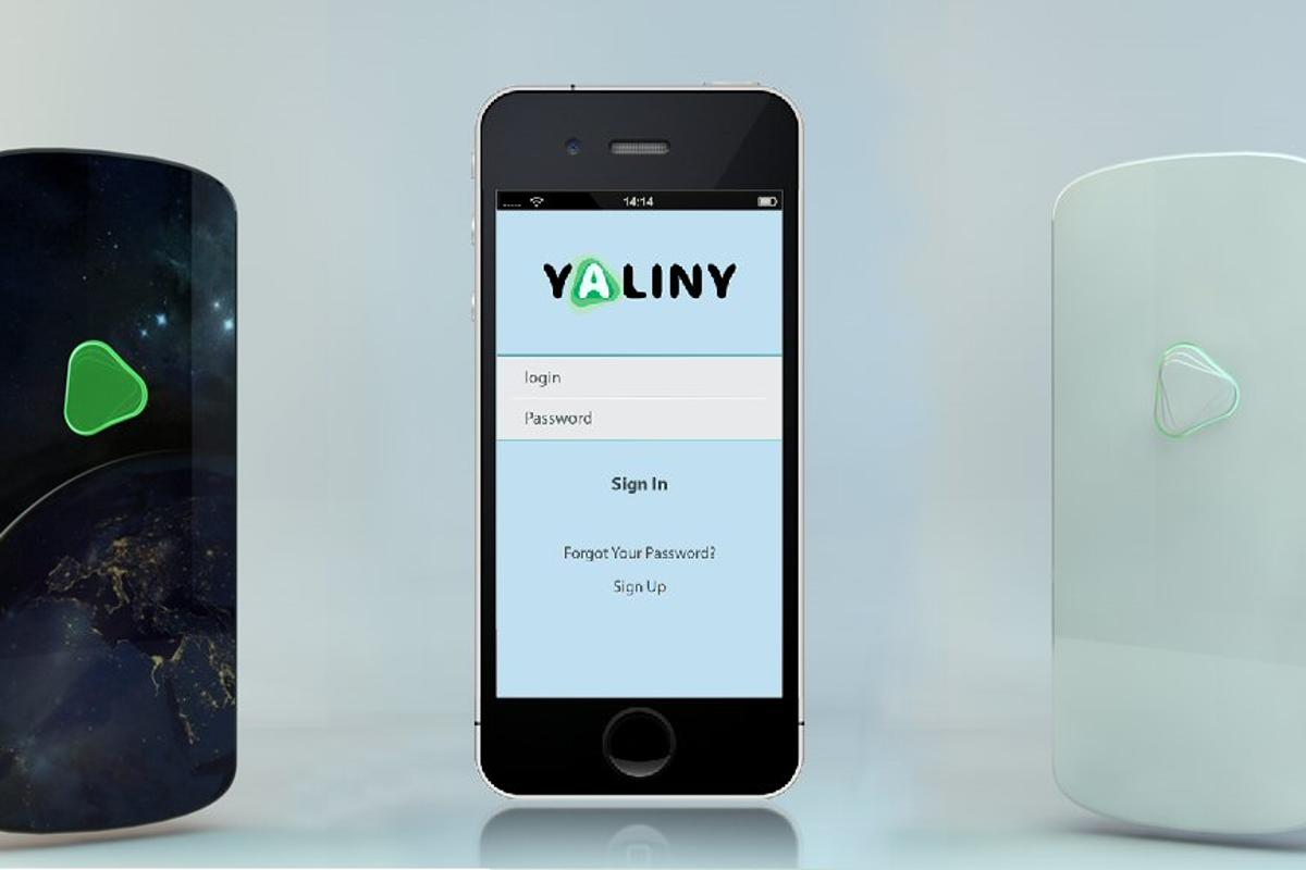Yaliny is offering inexpensive satellite-based phone calls and data coverage anywhere in the world