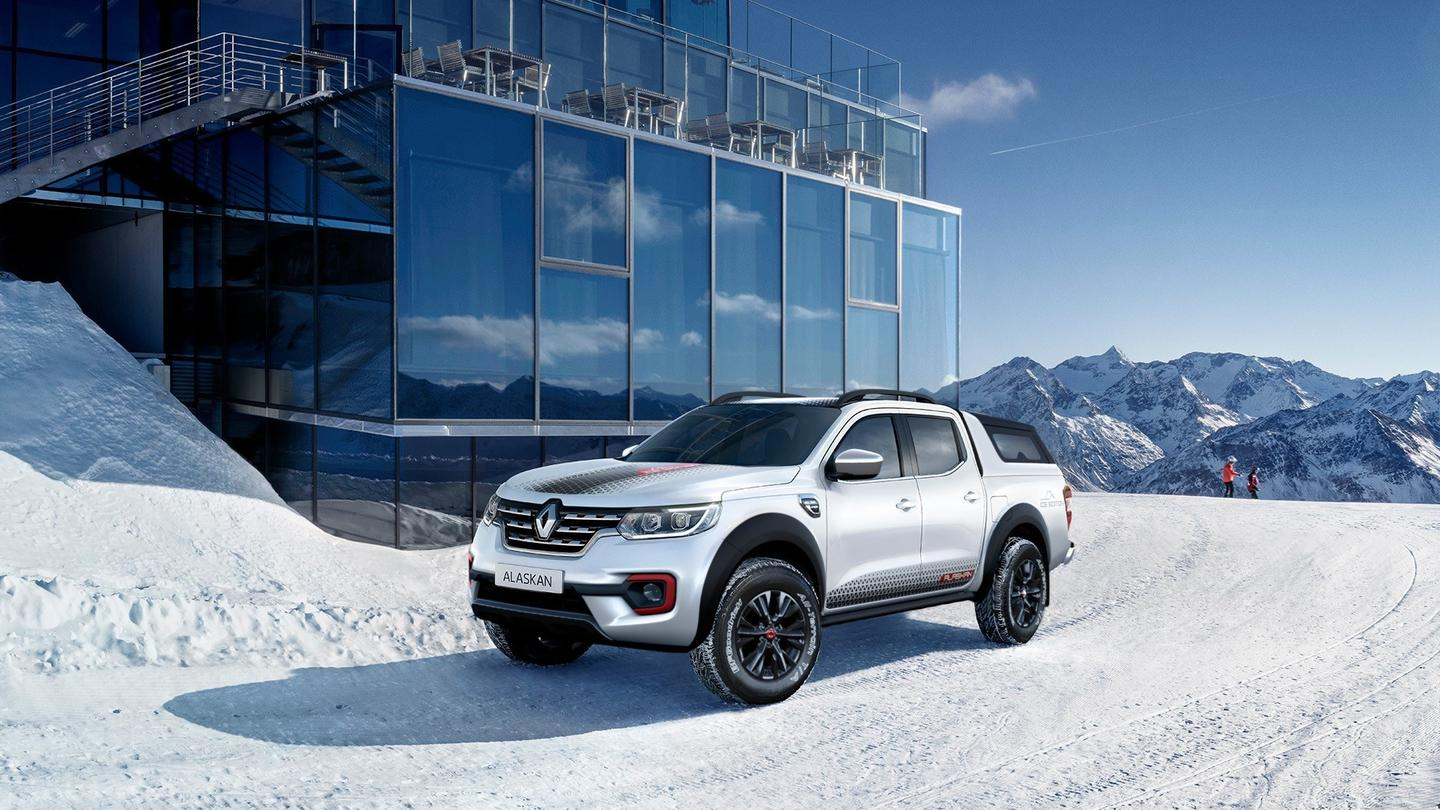 Custom Alaskan options are also available for the Ice Edition, with several accessories and conversion options available depending on market