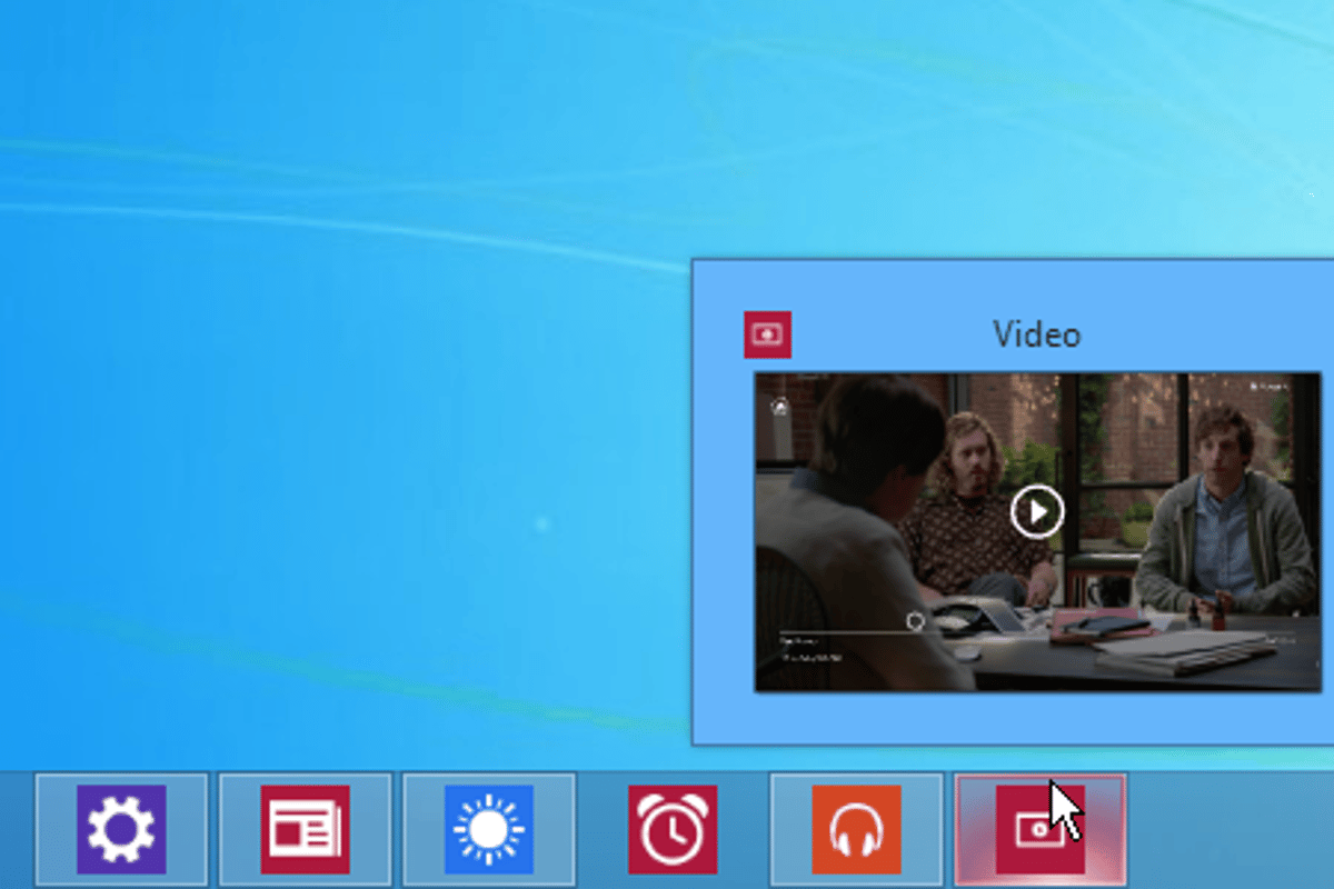 Here's how to use Taskbar features in Windows 8.1 update to get the most from the desktop and Modern UI