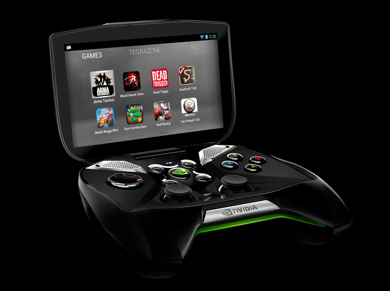 Could Project Shield compete with Apple, Nintendo, and other Android devices?