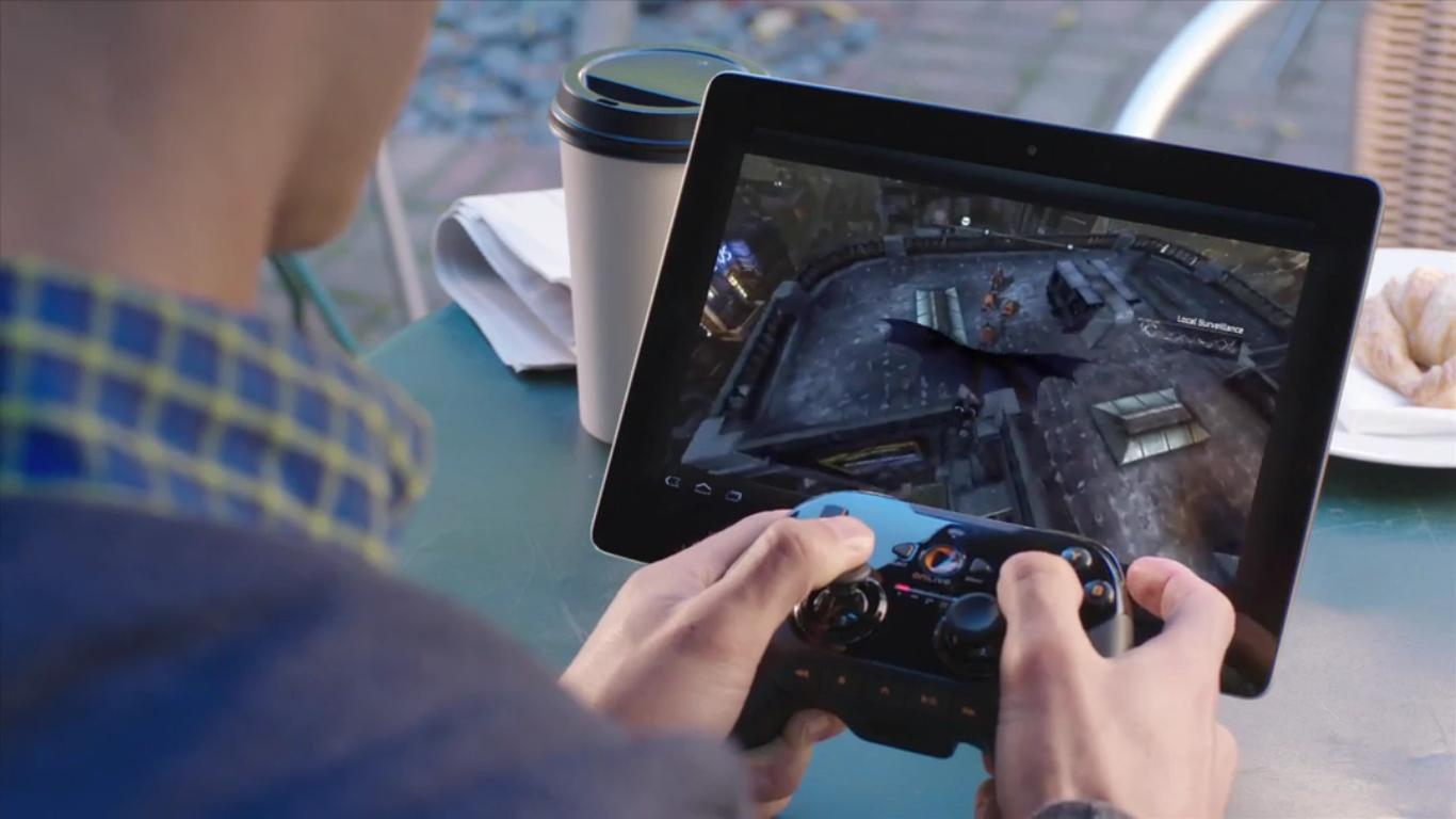 OnLive has released a new app that allows users to play current-gen console and PC games on tablets and smartphones