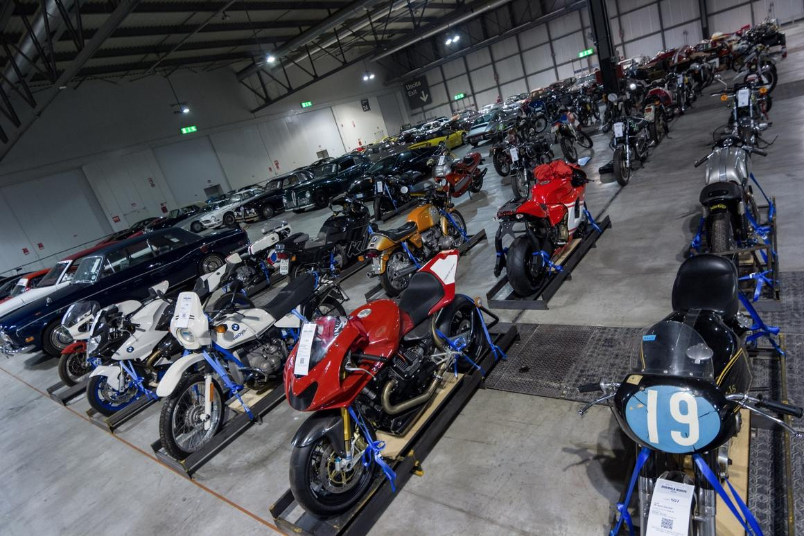 """RM-Sotheby's DueMile Route auction in Milan on 25-27 November, 2016 was entirely """"no-reserve"""" which meant a flat playing field for everyone, and Luigi Compiano's concentration on modern classics meant we got an illustrative comparison of the prices of bikes most of our readership have experienced."""